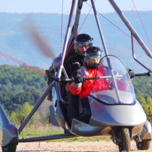 Flying at Air creation factory, France,2015