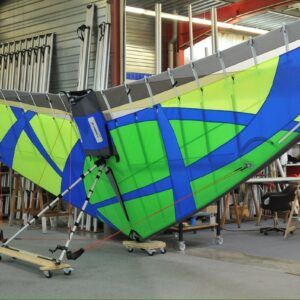 bionix wing, fully customized wing for my Tanarg 912s, France