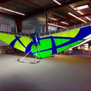 my wing, air cration france, 2015